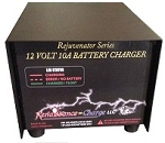 10 Amp 12V Battery Charger (Power Input 100 to 240VAC)